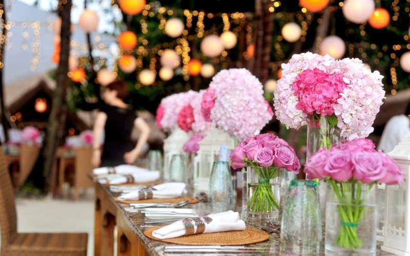 5 Hot Wedding Trends This Year